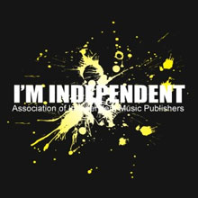 Toddler's I'm Independent Splatter T-Shirt